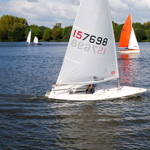 Learn to sail tonbridge