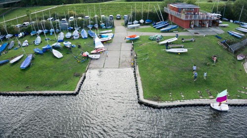 About Tonbridge Town Sailing Club